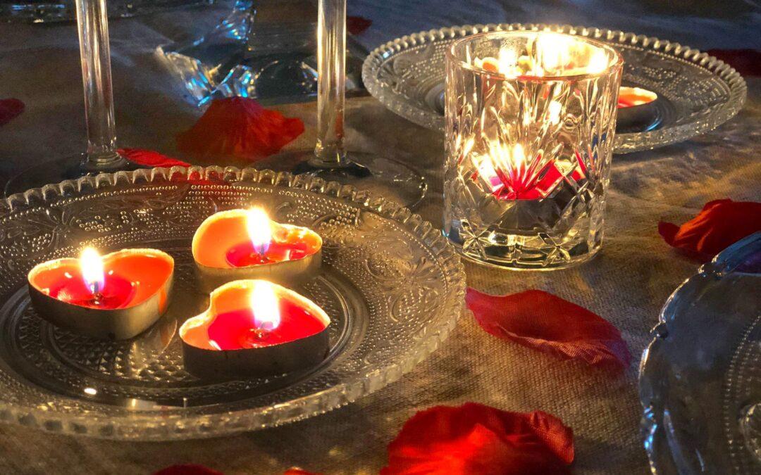 Pianificare San Valentino ai tempi del Covid